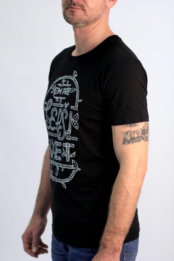Pánske tričko - Jem pre lepší svet
